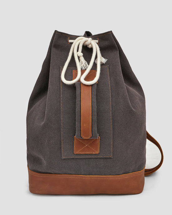 Mochila canvas UNØ the store Lima