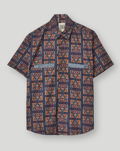 Camisa print UNØ the store Lima