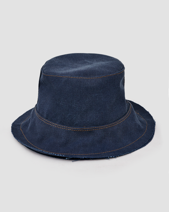 Sombrero bucket hat canvas UNØ the store Lima