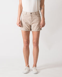 Short Shorties Denim Beige