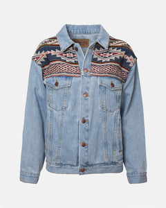 Chaqueta LUCKY full Denim