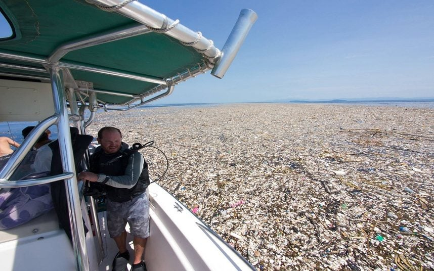 Plastic Pollution Engulfing the Caribbean!