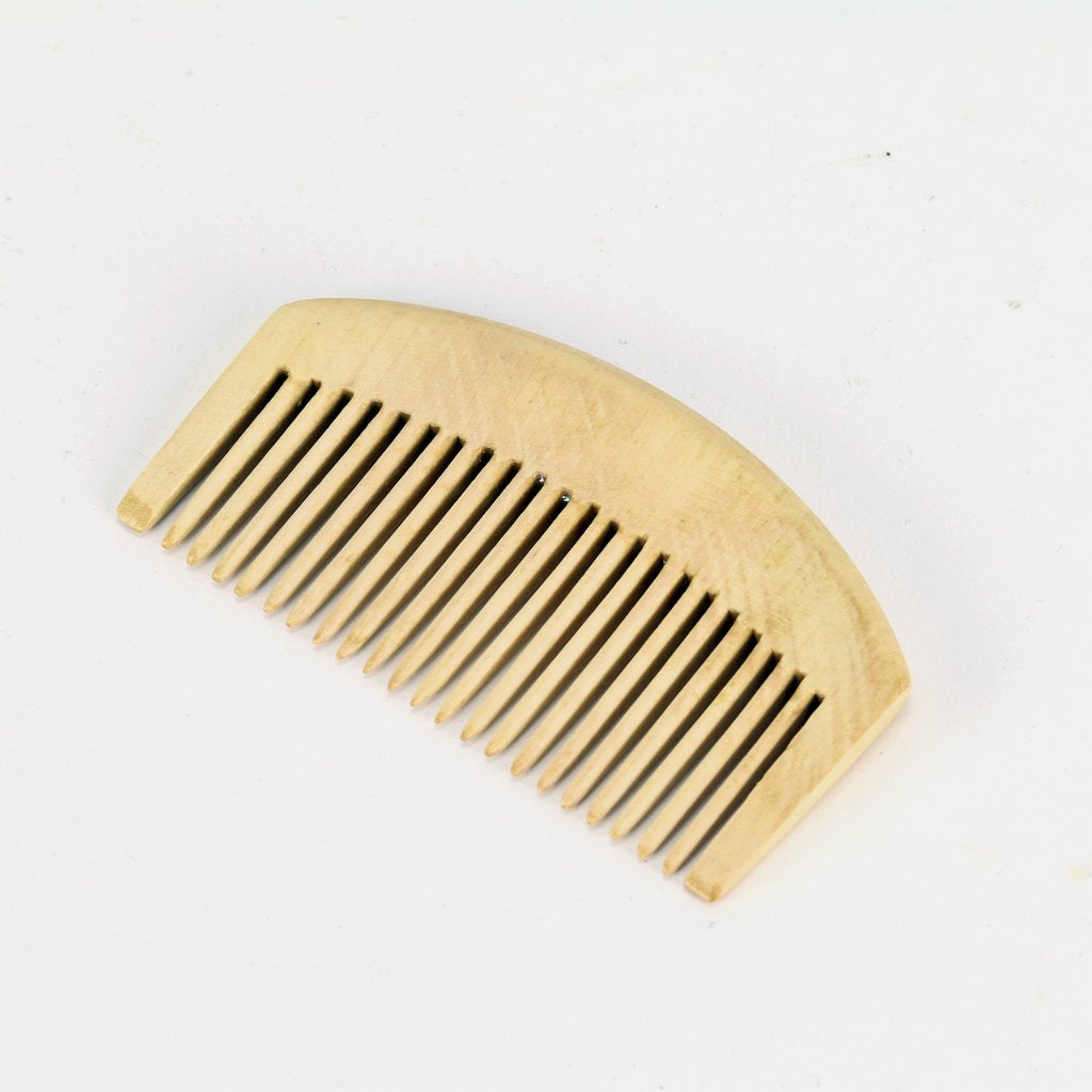 Crux Supply Co - Wooden Beard Comb