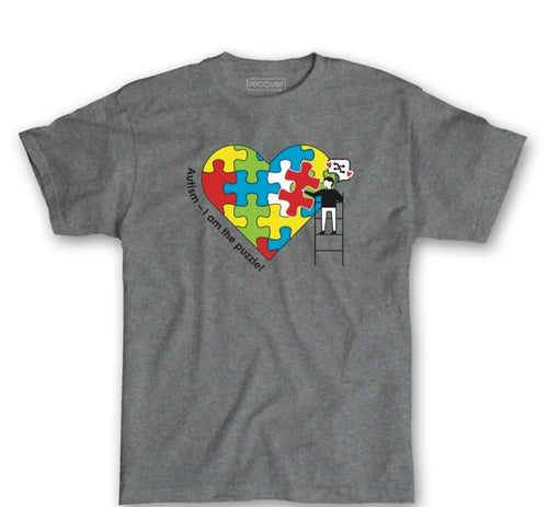 Adult Support Autism Tee