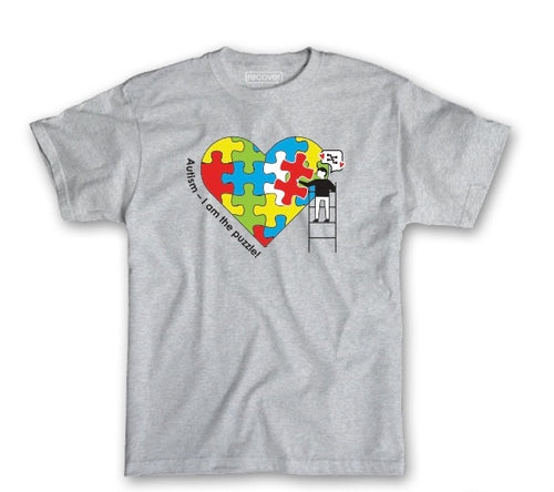 Youth Autism Awareness Tee