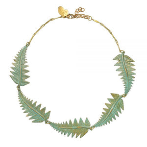 We Dream in Colour - Fern Collar