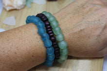 Gypsy Stacks- Recycled Glass Bracelets