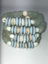 Iceland Recycled Glass Bracelet