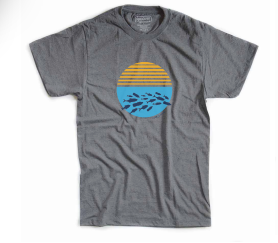 Ocean Plastic Awareness Tee