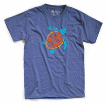 "Mens Sweet Blue ""Save the Sea Turtles Tee"""