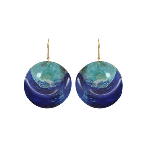 We Dream in Colour - Water Mella Earrings