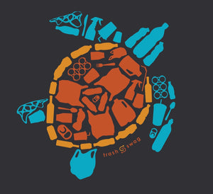 "Youth Carbon ""Save the Sea Turtles Tee"""