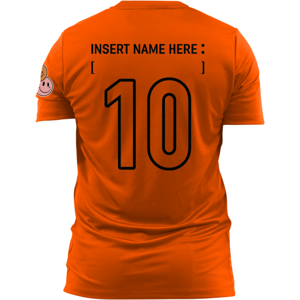 Nike x AJT 'Live & Direct' Jersey (Safety Orange)