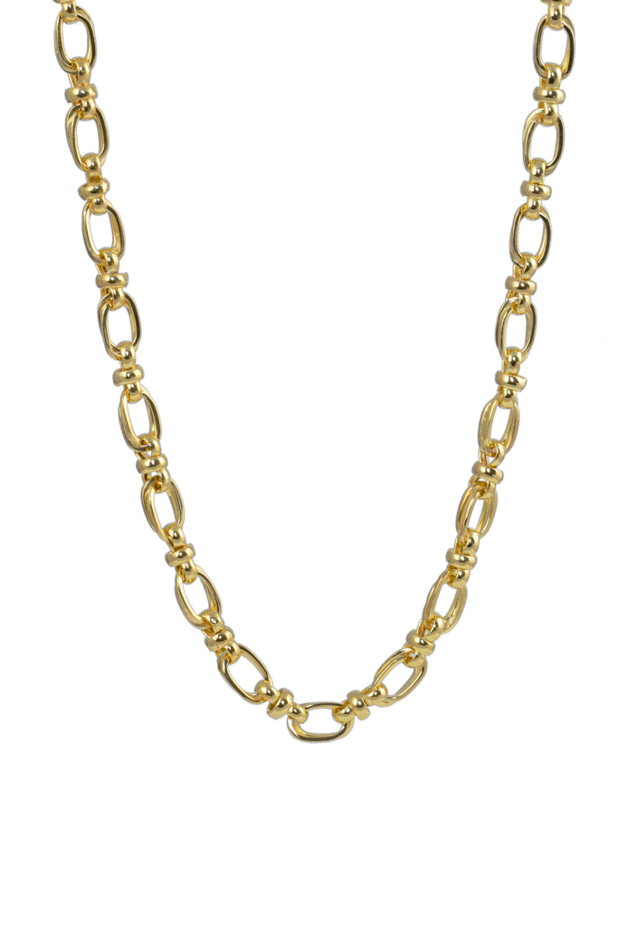 Chloe Necklace Gold