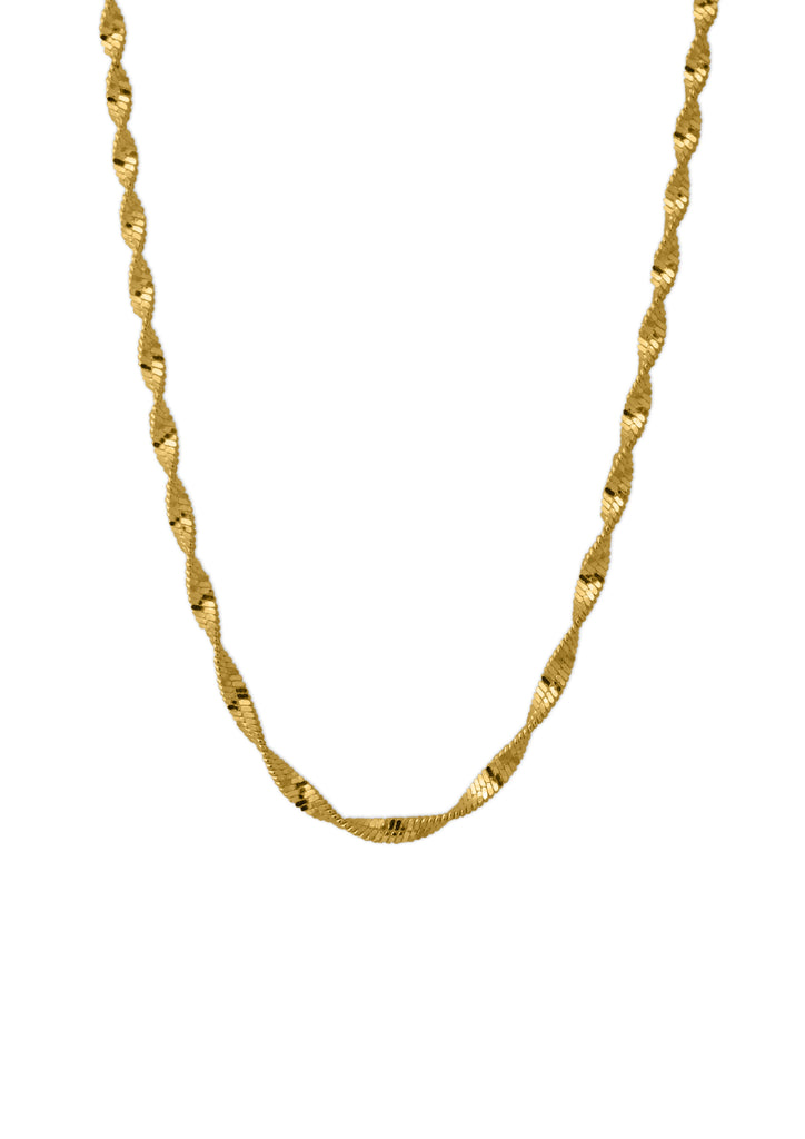 Jane Gold Necklace