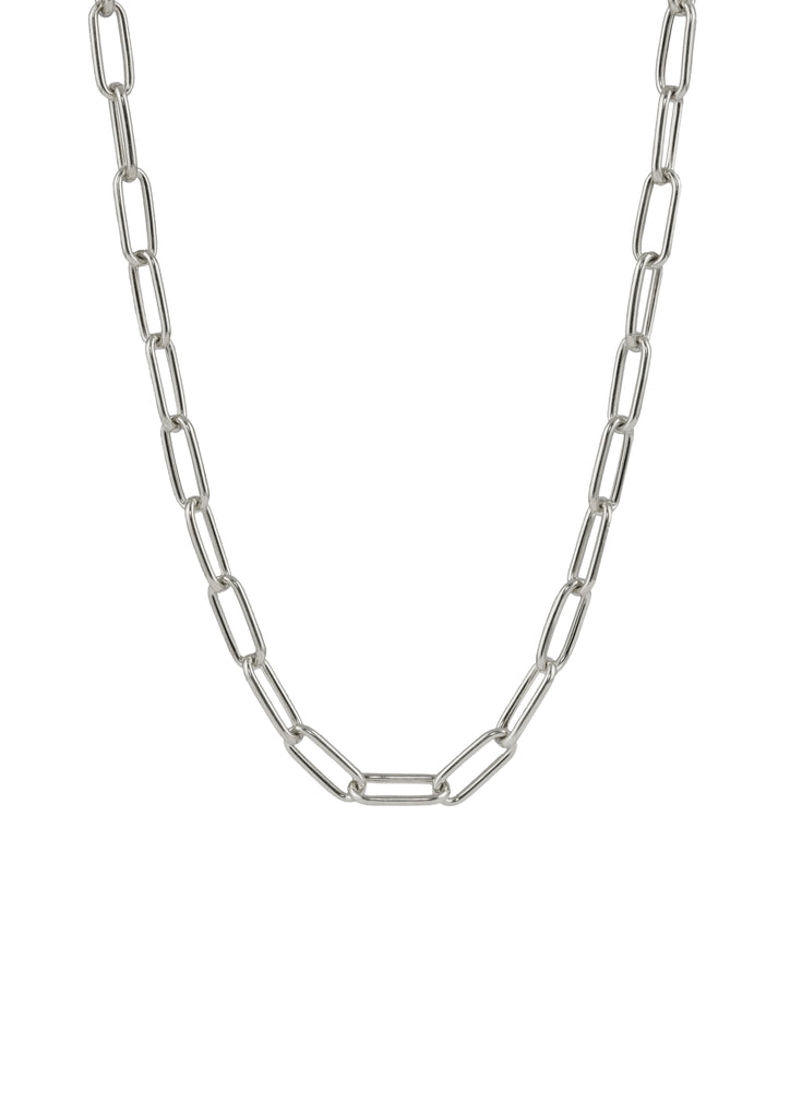 Kelly Silver Necklace