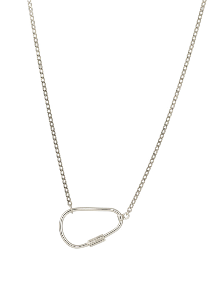 Sadie Necklace Silver