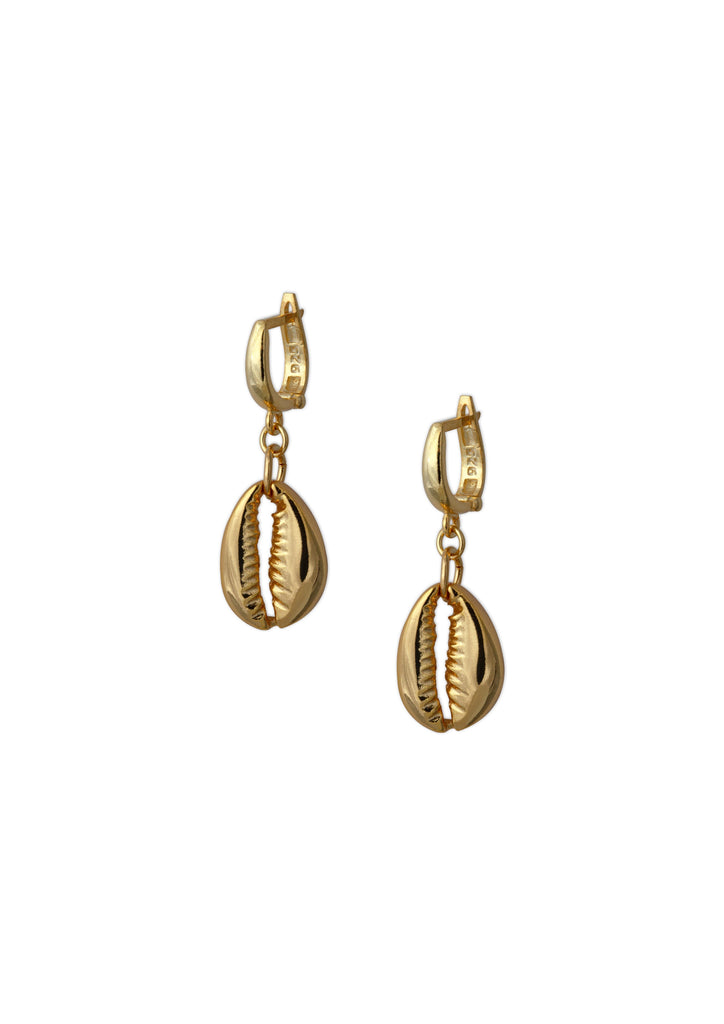 Arielle Earrings Gold