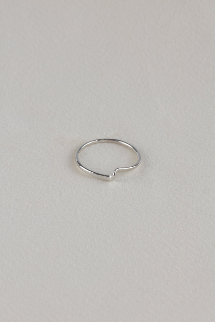 Cleo Ring Silver
