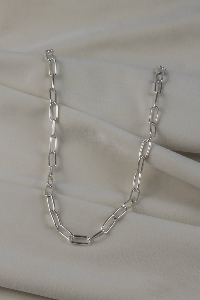 Kelly Necklace Silver