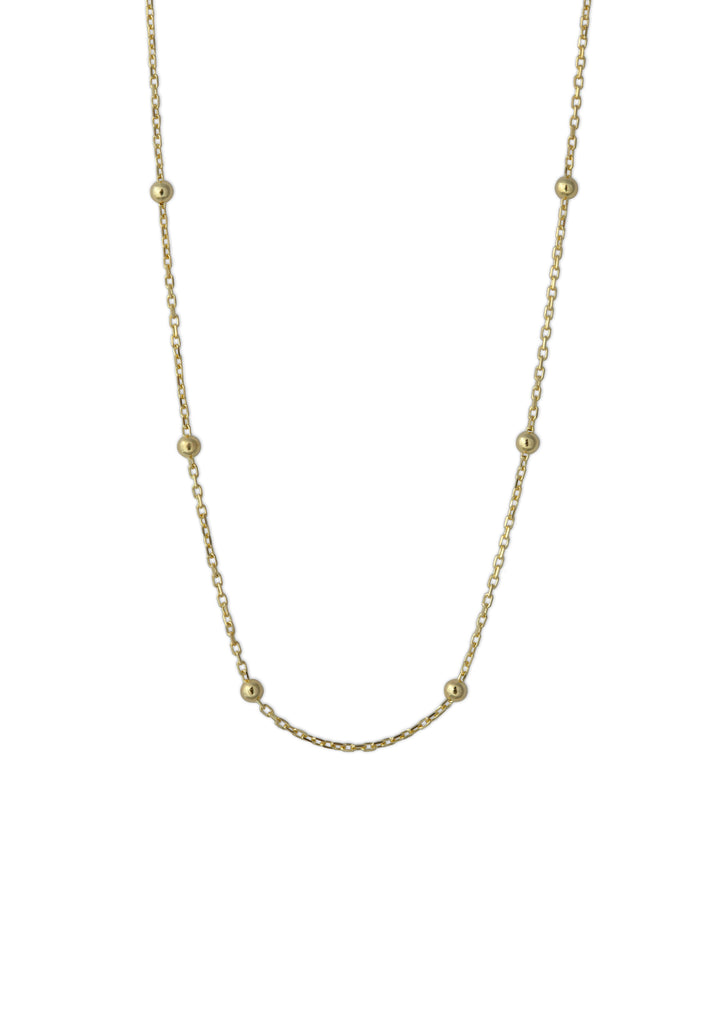 Lulu Necklace Gold
