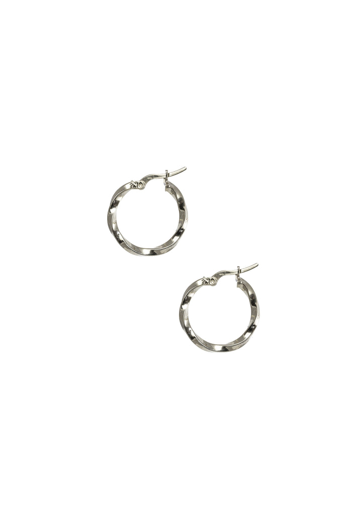 Megan Earrings Silver