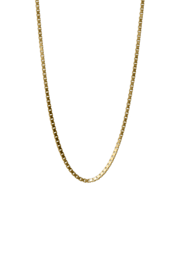 Mel Necklace Gold