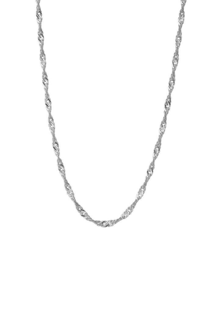 The Wanderer Necklace Silver