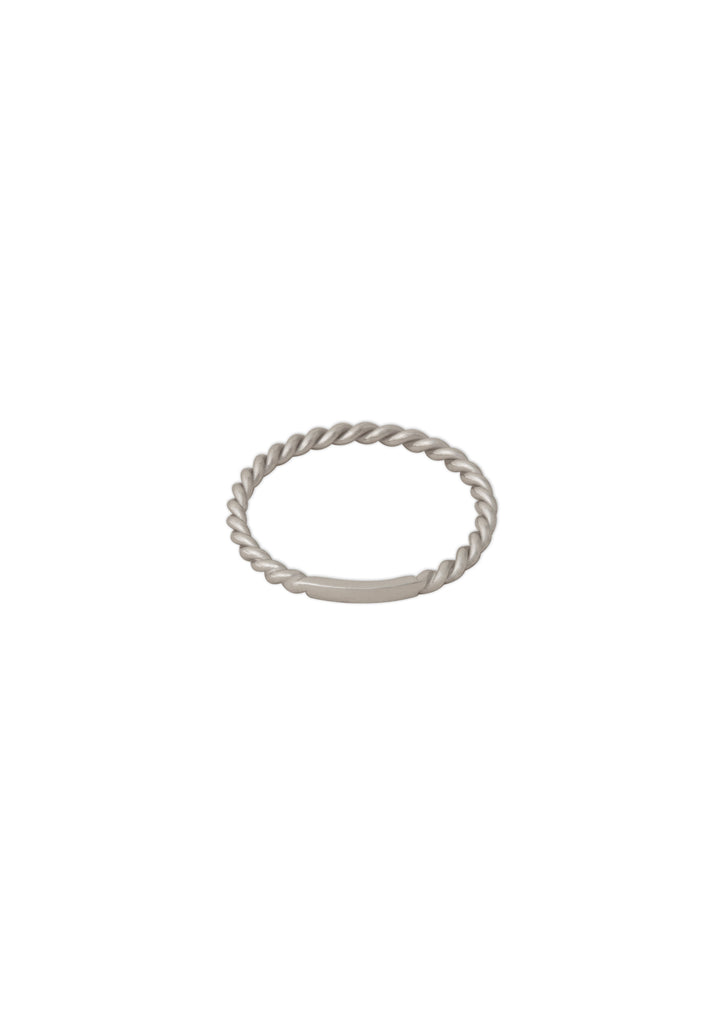 Thea Silver Ring