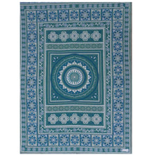 The Turquoise Rug
