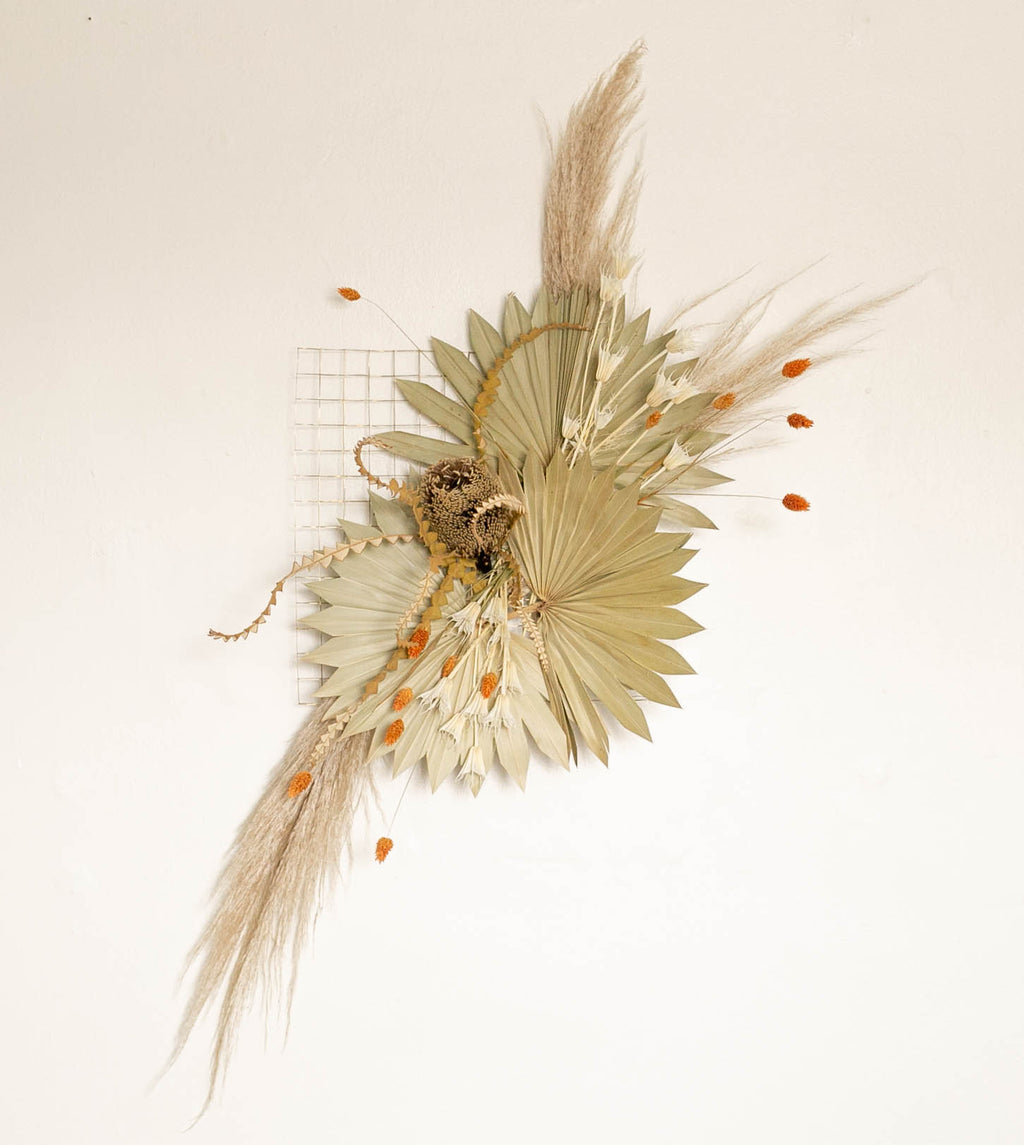 Dried Flower Wall Hanging | Flower Fête - Heroine Flowers