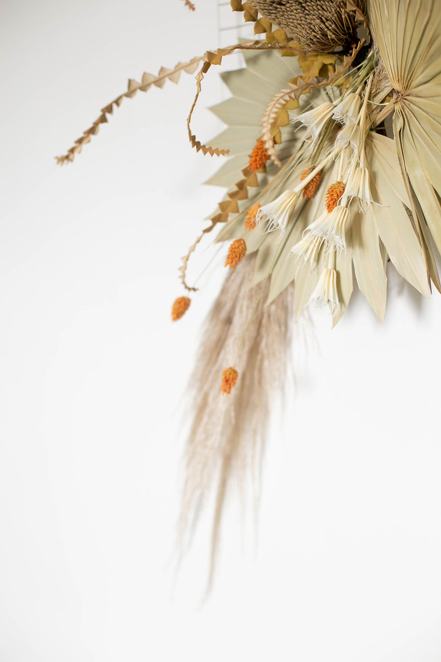 DIY Dried Flower Wall Hanging | Flower Party - Heroine Flowers