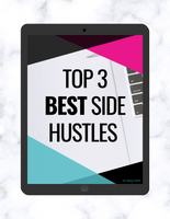 Top 3 BEST Side Hustle Guide {eBook}