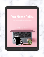 18+ Proven & Legitimate Ways to Make Extra Money {eBook}