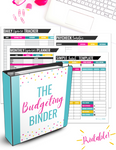 Budgeting Binder {80+ Page Digital Download}