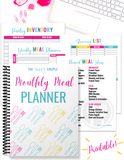 Monthly Meal Planner {50+ Page Digital Download}