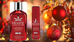 Hempz holiday edition Frosted Pomegranate Sugar Plum