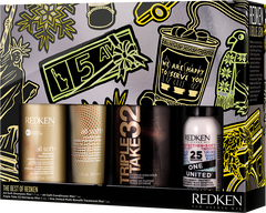 Redken all Soft Mini Holiday Gift Set