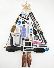 Redken holiday tree