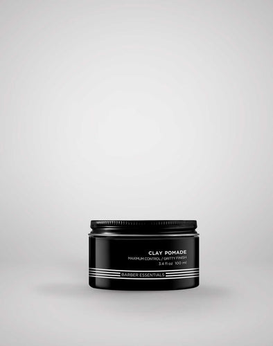 Brews Clay Pomade - Michele Barnett Salon