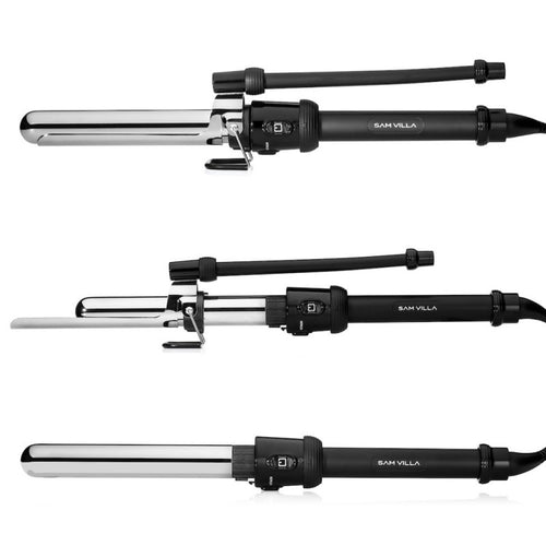 "Sam Villa Artist Series 2 in 1 Marcel Curling Iron & Wand 1"" - Michele Barnett Salon"