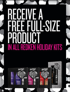 Redken Color Extend Magnetics Holiday Gift Set Kit One United ShopMBSalon.com