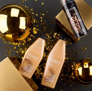 Redken All Soft Holiday Gift Set ShopMBSalon.com