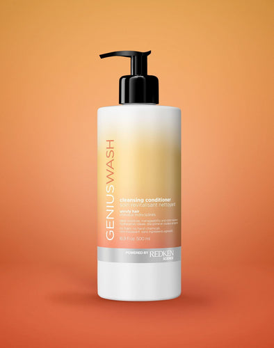 Genius Wash Cleansing Conditioner Coarse - Michele Barnett Salon