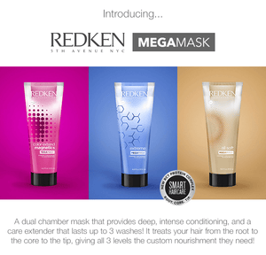 Redken All Soft Mega Mask  ShopMBSalon.com