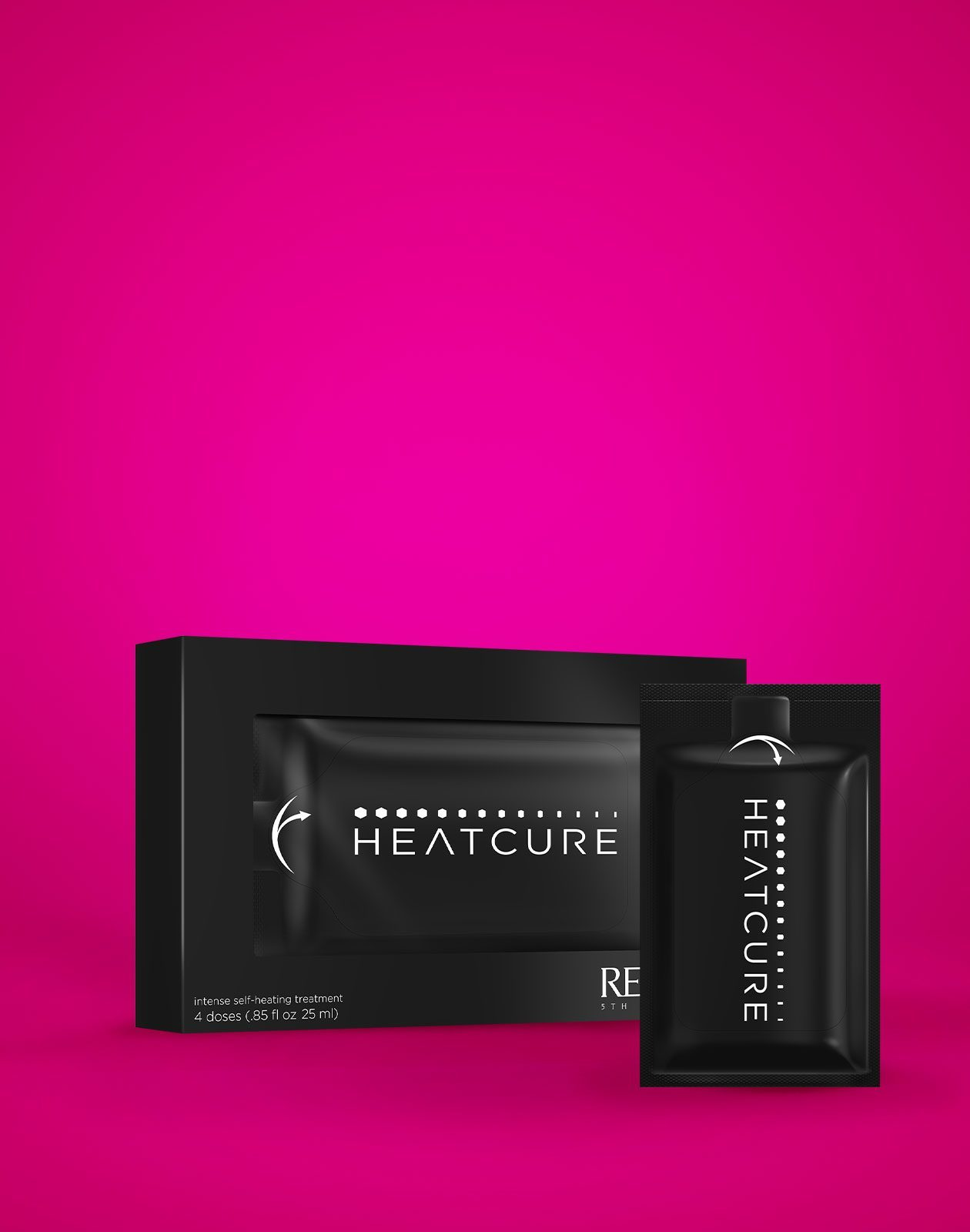 Heat Cure Intense Self-Heating Mask - Michele Barnett Salon
