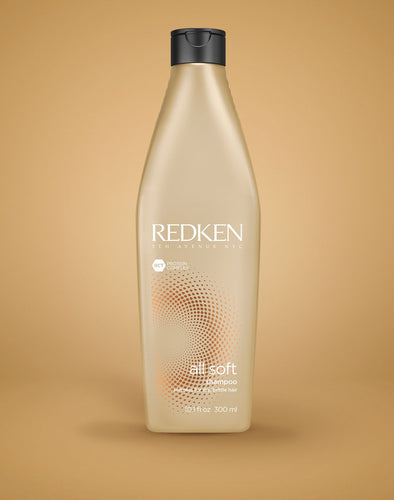 Redken All Soft Shampoo ShopMBSalon.com