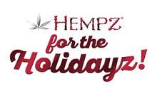 Load image into Gallery viewer, Hempz Holiday Lip Balm Spiced Nutmeg And Minted Sugar ShopMBSalon.com