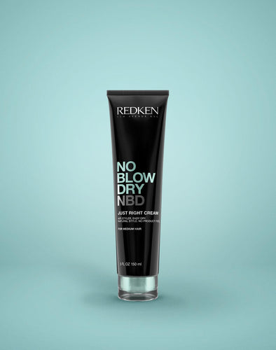 NO BLOW DRY Just Right Cream - Michele Barnett Salon