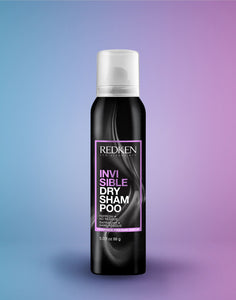 Redken Invisible Dry Shampoo clear for dark hair ShopMBSalon.com